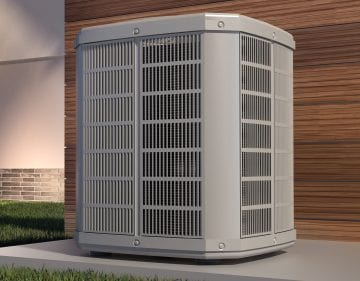 Heat Pump outside unit