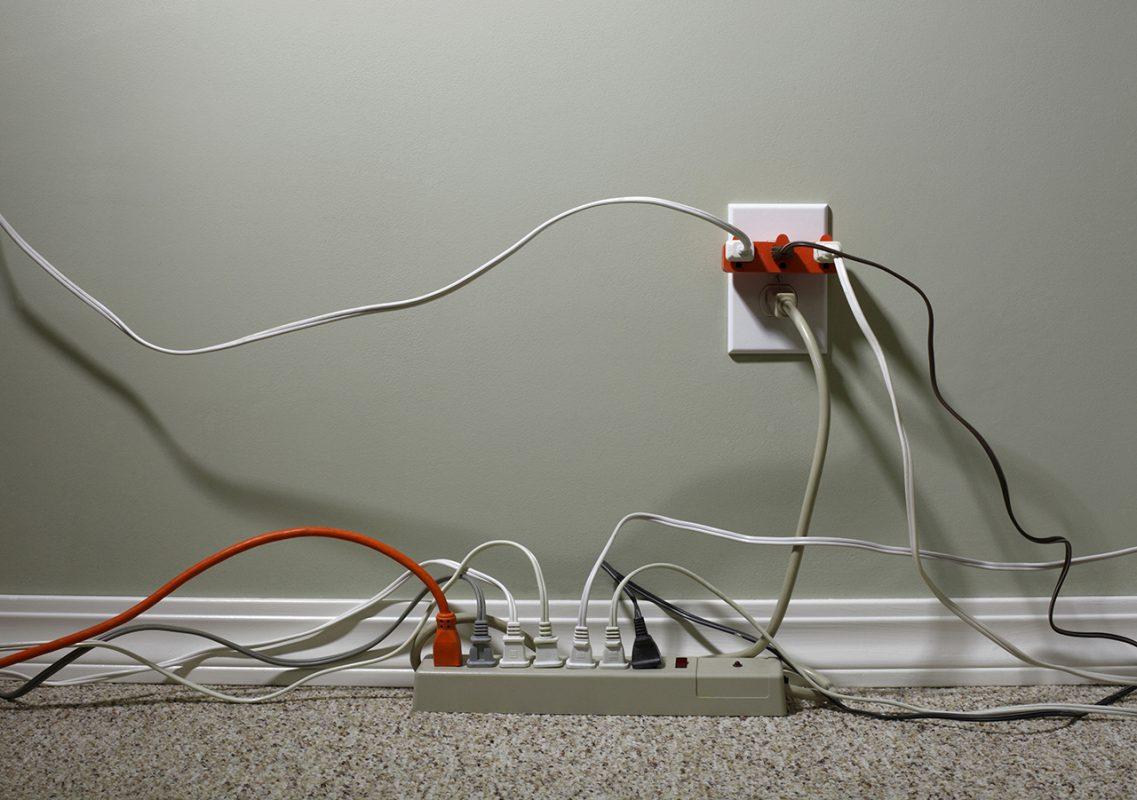 Network Wiring Safety