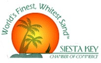 Wentzel's is a member of the Siesta Key Chamber of Commerce