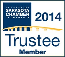 Wentzel's Heating, Conditioning & Electrical - 2014 Trustee at the Sarasota Chamber of Commerce