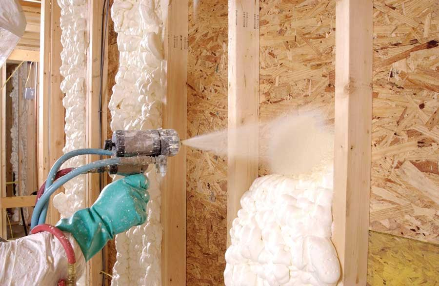 Tackling Insulation Building Codes In Large New Construction Homes Wentzel S