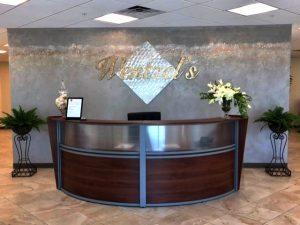Wentzels HVAC Lobby