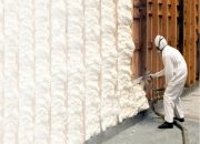Foam Insulation: Keeping Your Place of Business Cool