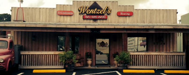 Wentzel's Western Style Storefront